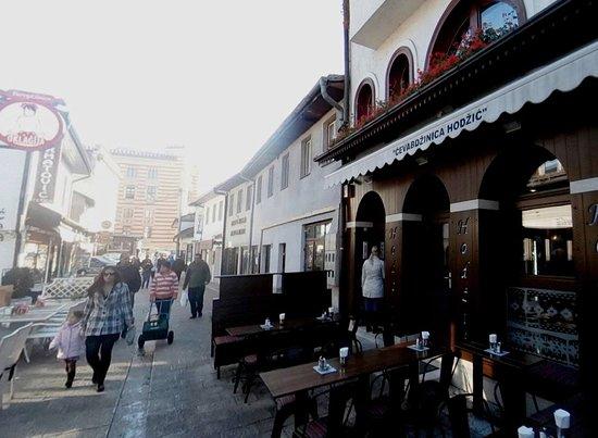 Bravadziluk Street