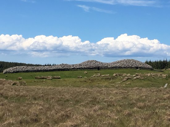 Grey Cairns of Camster