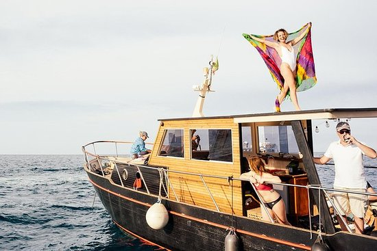 Carolina dagelijkse boottocht