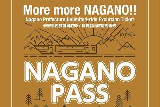 Nagano 5-dagers pass