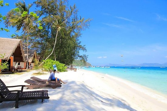 Coral Island Full-day Tour by Speedboat...
