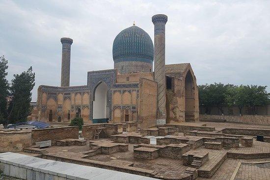 迷人的乌兹别克斯坦