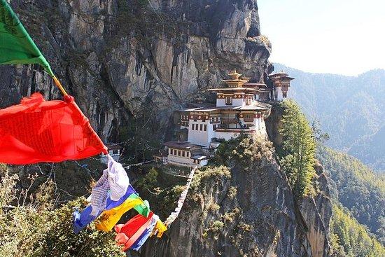 7 dias Thimphu Paro Punakha - Butão...