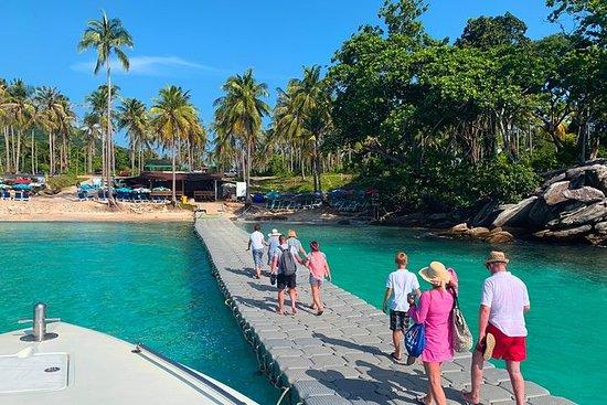 Islas Paraíso (Racha, Coral, Rang Yai)