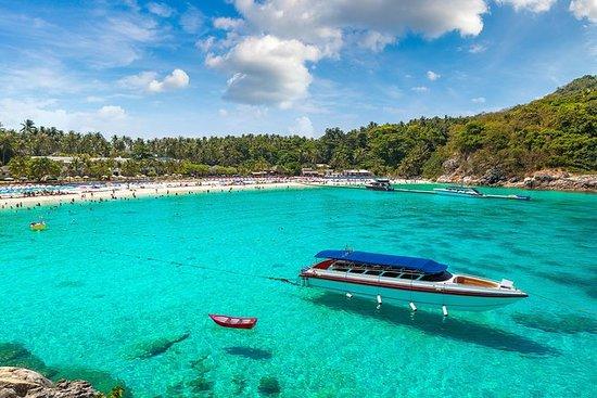 Raya Island (Ko Racha Yai) Speedboat...