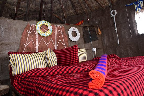 マサイ文化体験サファリ