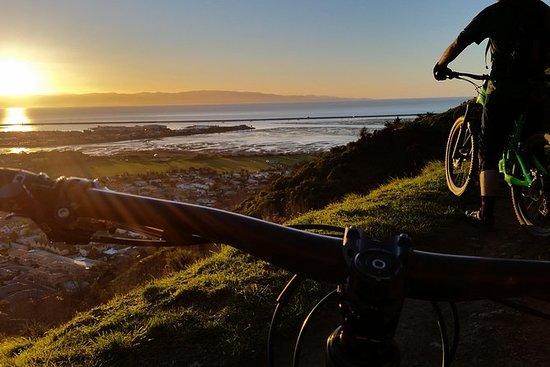 Tour guiado en bicicleta de montaña...