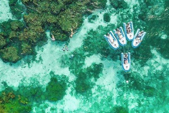 Antigua Reef Riders Self-Drive boot ...