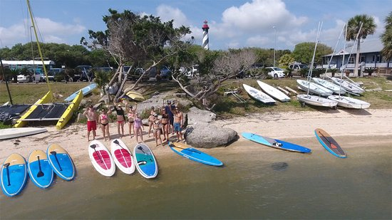 Let's Go Stand Up Paddle Boarding
