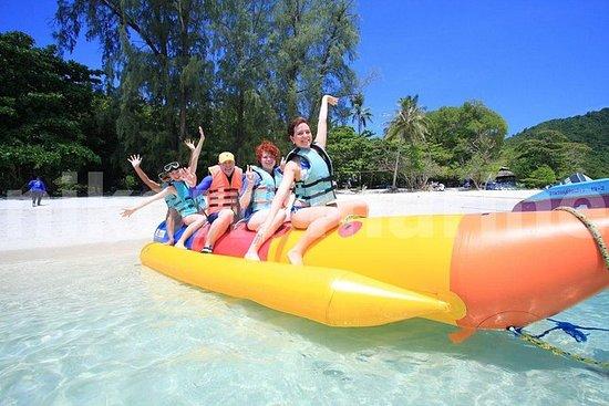 Pattaya Coral Islands Tour con scalo