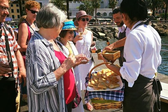 Gusto del Rapallo Foodie Tour