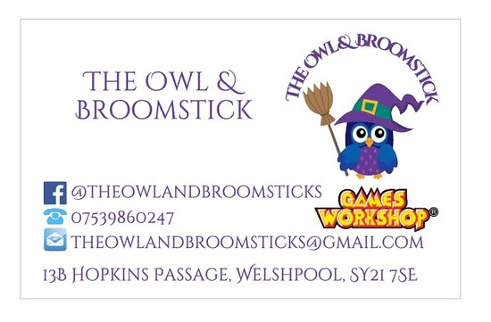 The Owl & Broomstick