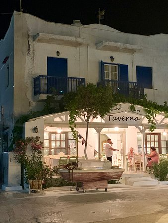 Authentic Greek. Amazing hospitality, views and food!