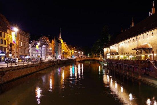 Tour en bicicleta: Estrasburgo por la...