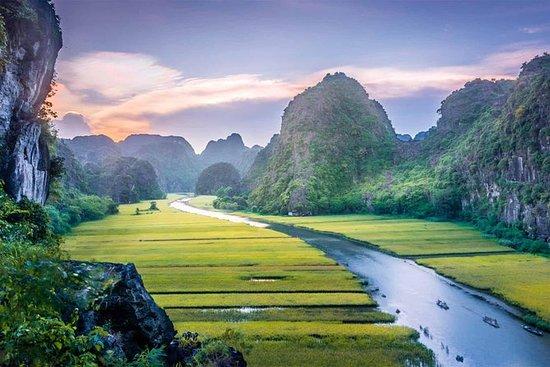 Un día completo en Hoa Lu y Trang Un...