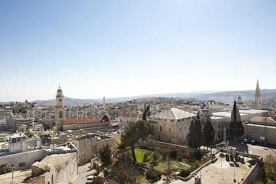 Bethlehem & Dead Sea