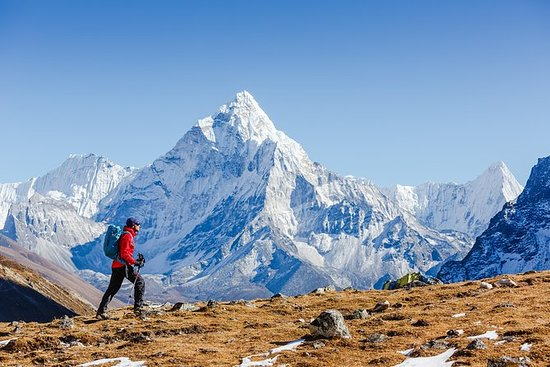 Trek til Everest Base Camp