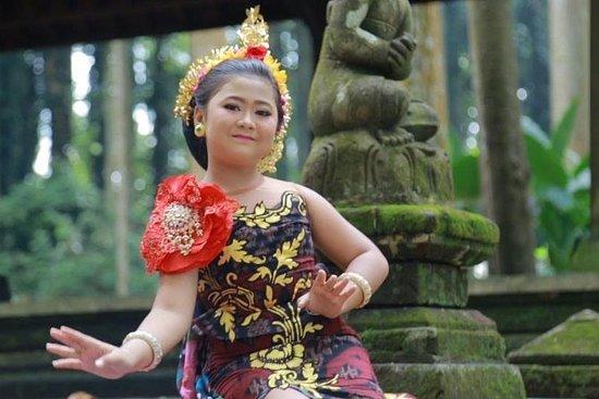 Trek dans la jungle de l'ouest de Bali