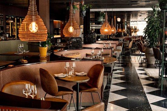 Restaurant Dada: DADA interior