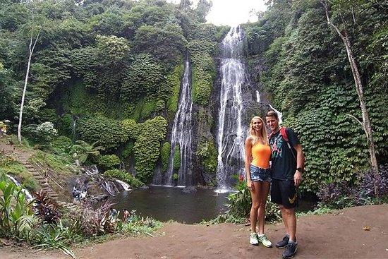 バリ島1日ツアー(バニュマラ - ハンダラの象徴的な門 - ツイン湖 - ウルン…