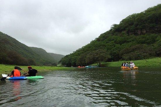 Wadi Darbat Waterfall and Boating in...