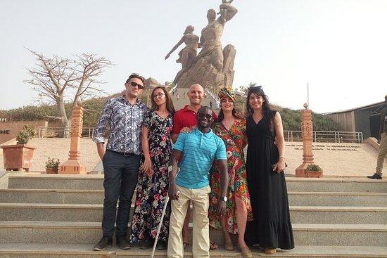 Goree øy og Dakar bytur