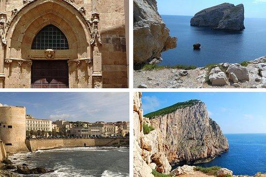 Grotten von Alghero, Capo Caccia und...