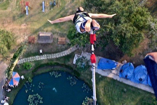 La più alta avventura in Bungy Jump in