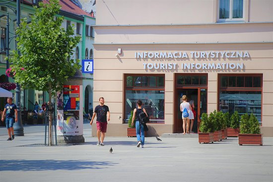 Lodz Tourist Information
