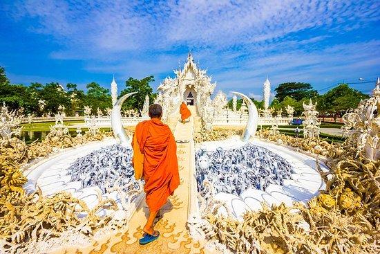 Tour en grupo pequeño por los templos...