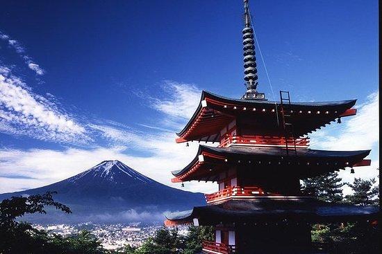 Mt. Parc Fuji et Arakurayama Sengen...