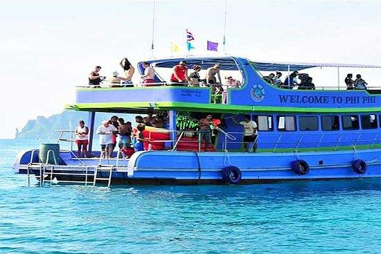 Phuket Phi Phi Island tour with Lunch...