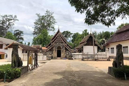 Lampang templer Privat tur fra Chiang...