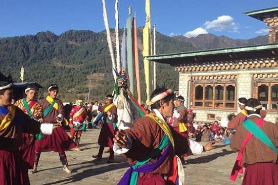 Nepal og Bhutan Cultural Tour