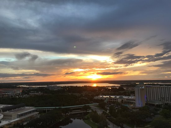 Hyatt Regency Orlando: Met Suite - Room View