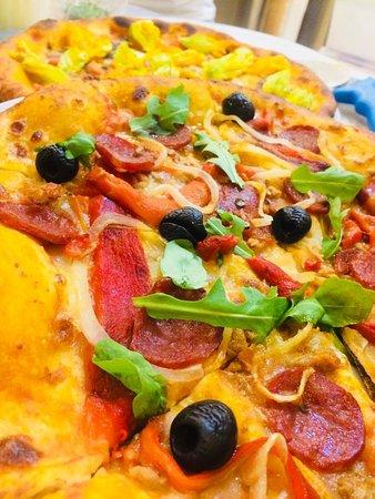 Bellavista Ristorante Pizzeria: La nostra Pizza