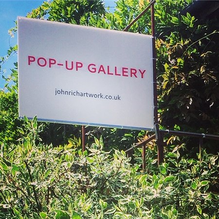 The Pop-Up Gallery