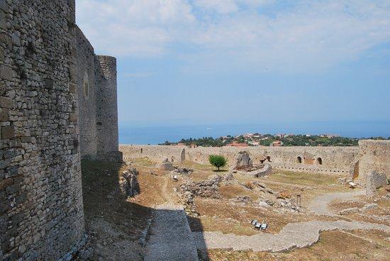 Kastro, Hy Lạp: άποψη