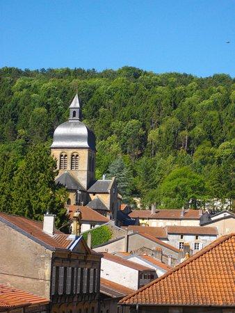 Musee de Gorze: L'église Saint Etienne