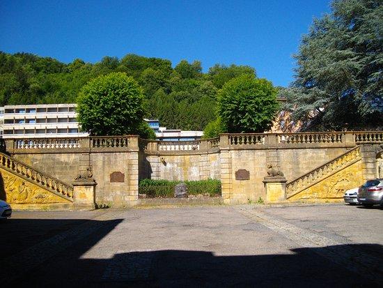 Gorze, فرنسا: Palais abbatial 