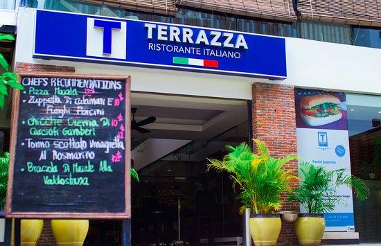 Welcome To Terrazza Ristorante Italiano Picture Of