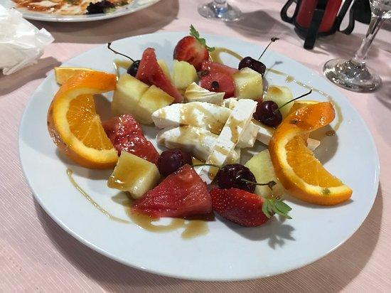 Vettriano's Restaurant: экзотика для бабули