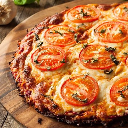 Have you tried our LOW CARB, GF CRUST...only 14 carbs for the entire medium crust!!!