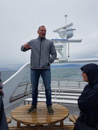 Whale Watching in Luxury from Reykjavik – fotografia