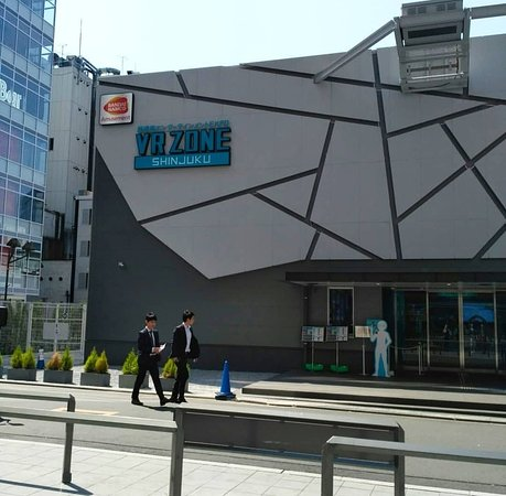 VR Zone Shinjuku (Kabukicho) - 2019 All You Need to Know BEFORE You
