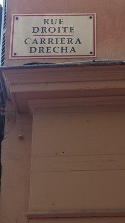 Rue Droite Vieux Nice