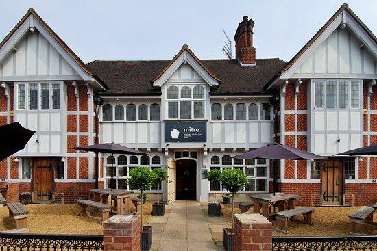 Mitre, Norwich - Picture of Mitre Coffee Shop, Norwich - Tripadvisor