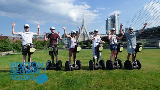 Boston Segway Tours: #Summer #Vacation is finally here! 😃 Gather your #friends & #family for good times at #TripAdvisor's #1 tour in the city! #Boston #Segway #Tours 😎www.bostonsegwaytours.net
