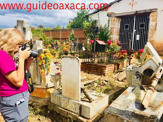 Ixtlan, เม็กซิโก: In the nearest point to the city of Oaxaca of this route, enjoy the beauty and peaceful of this extraordinary site.