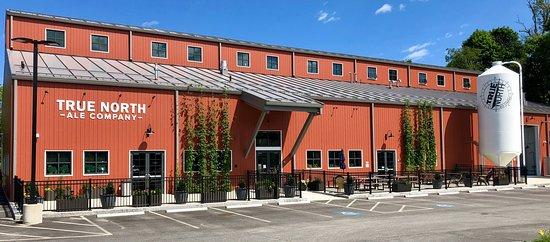 Ipswich, ماساتشوستس: True North Ale Company